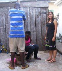 Nena in Ghana
