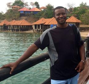 Romain - Lac Tanganyika – Burundi – December 2014